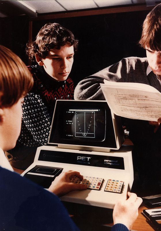 Computing in the 1970's, PET Commodore