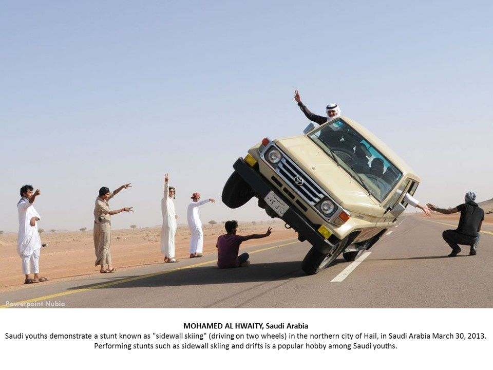 2013 : l'année en 100 photos par l'agence Reuters