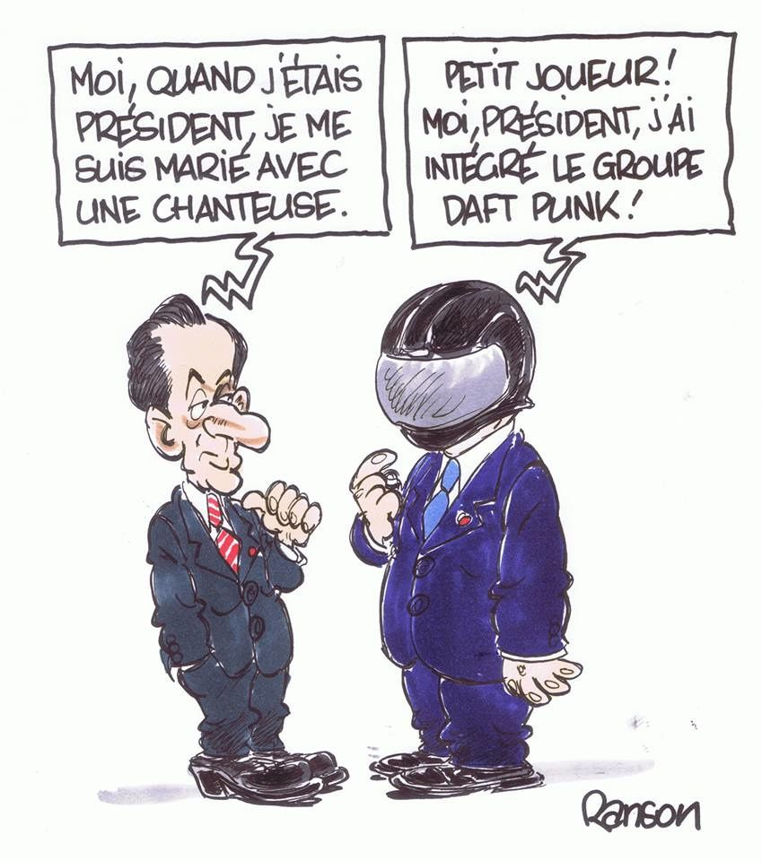 Sarkozy vs Hollande