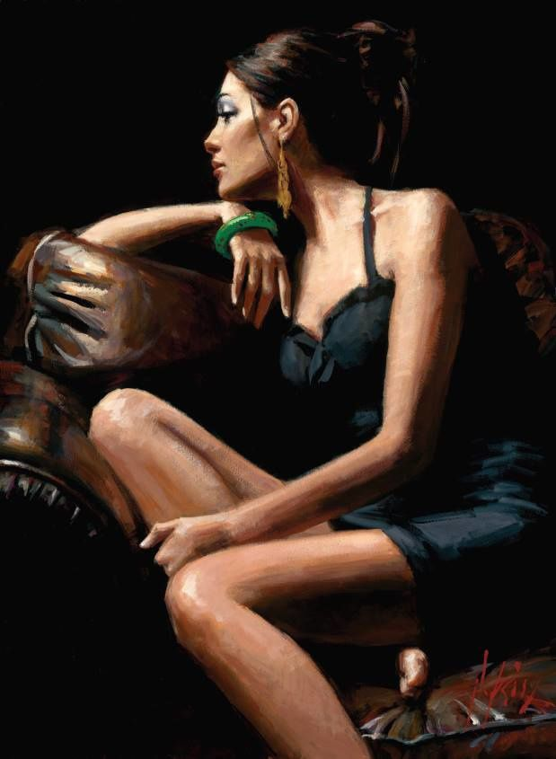 Le Living Room (Fabian Perez)