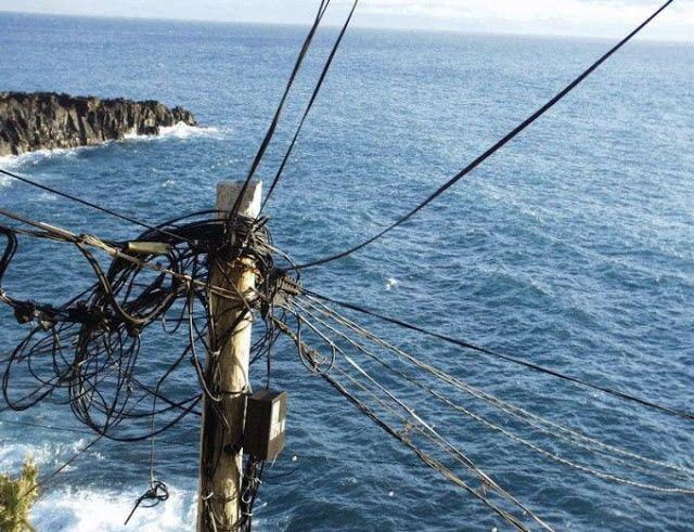 La fantaisie ludique des cableurs ! (10 photos)