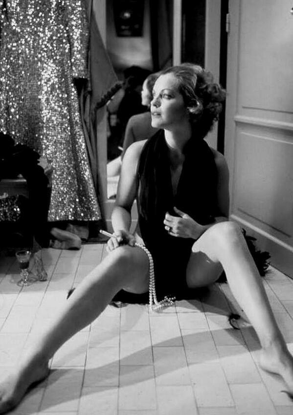 Romy Schneider by Giancarlo Botti