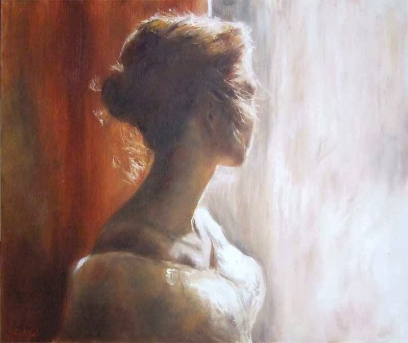 Debora Calicchia , Impressionist Figurative painter