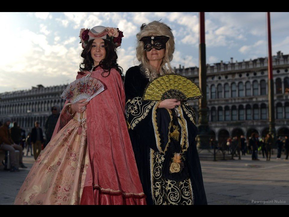 Carnaval de Venise 2014