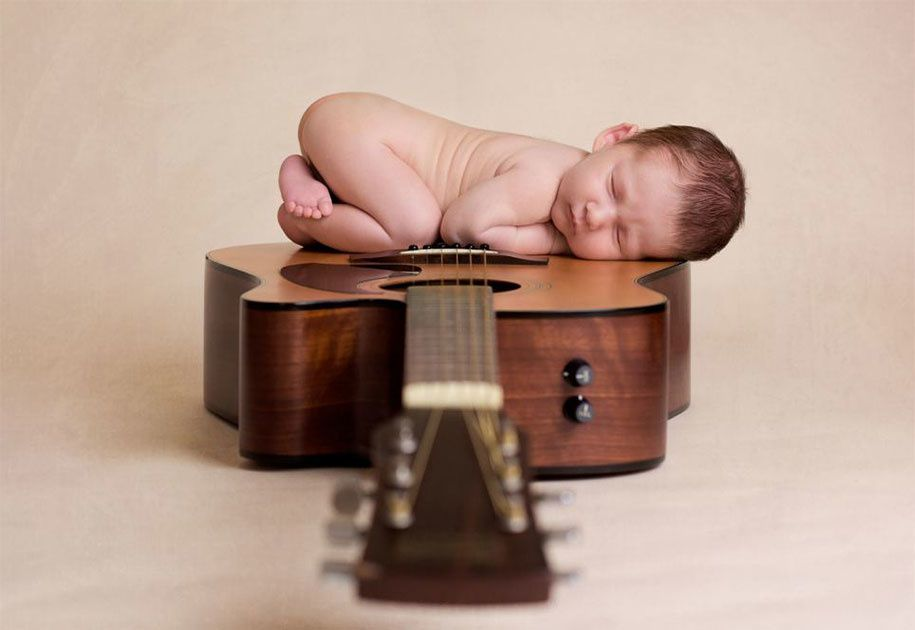 12 Adorable Baby Photos (Photo Karen Wiltshire)