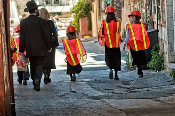 Famille religieuse en construction..