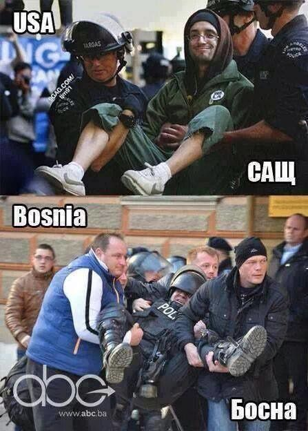 USA vs Bosnia