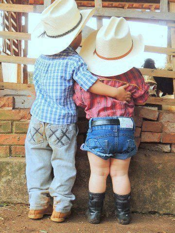 Au temps des cowboys