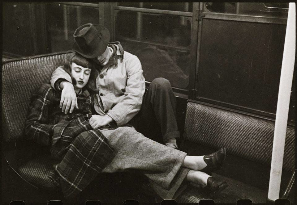 Life and Love on the New York City Subway, Stanley Kubrick 1946.