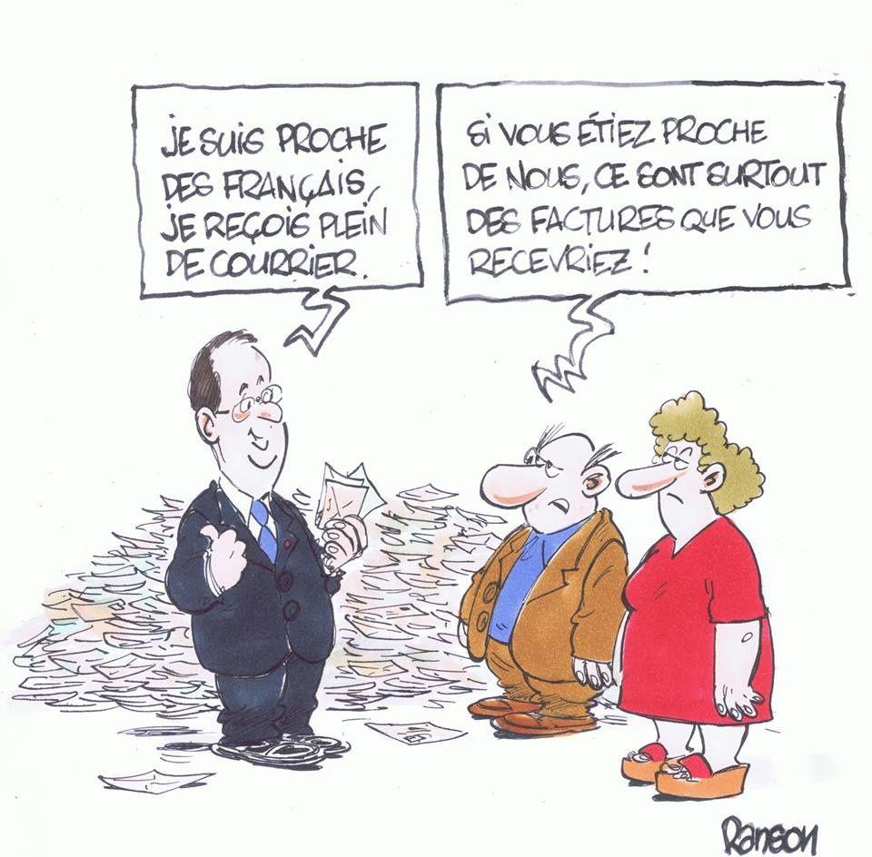 Je suis proche des français (par Ranson)