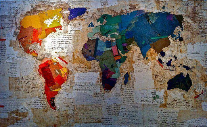 Un monde de lettres