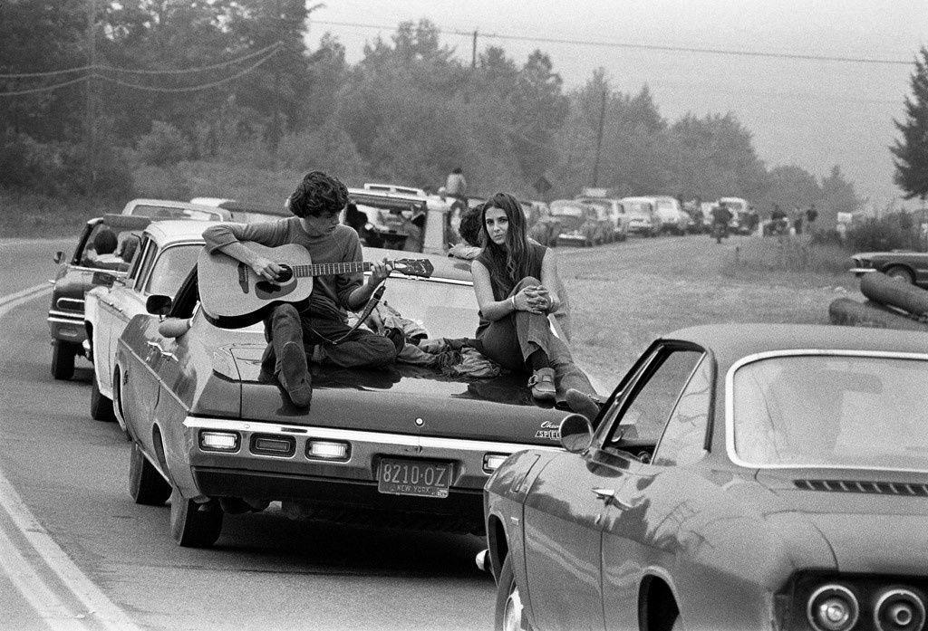 Woodstock (photo Baron Wolman, 1969)