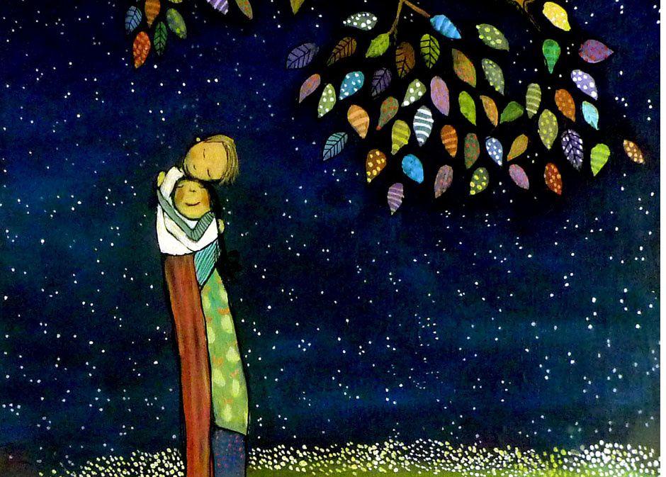 Hug (Artiste Johanna Wright)