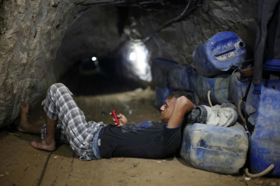 Gaza Underground Infrastructure (23 Photos)