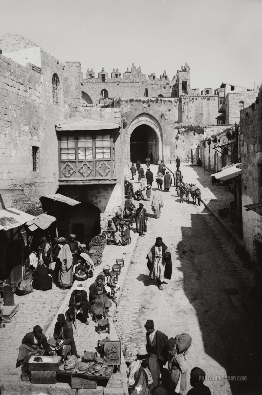 Jérusalem des années 20  (23 photos)