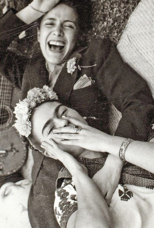 FridaKahlo and Chavela Vargas