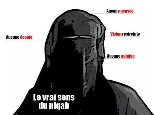 Le vrai sens du Niqab