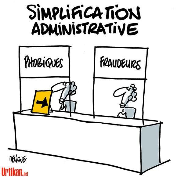 La simplification administrative