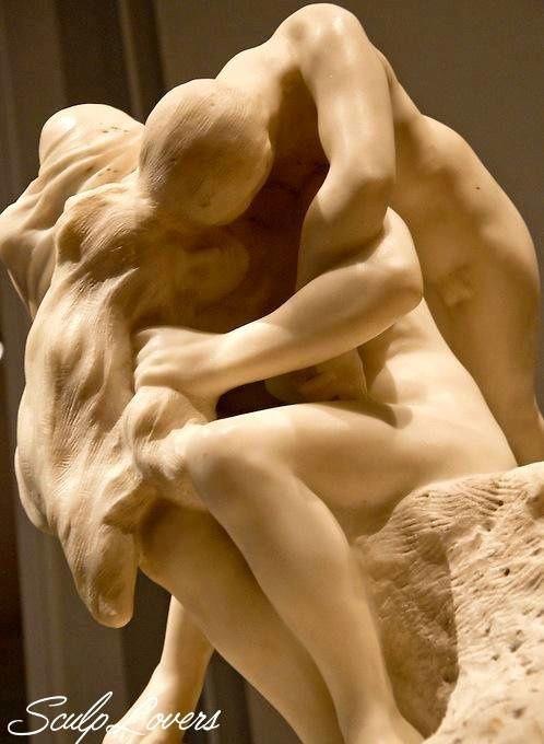 Les amoureux (par Rodin)