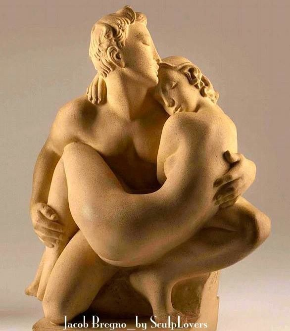 &quot&#x3B;The Lovers&quot&#x3B; by Jacob Bregno