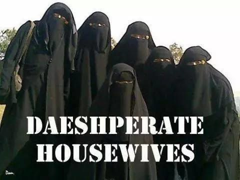 Daeshperate Housewives