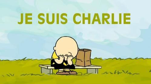 Je Suis Charlie : Florilège des meilleurs dessins en hommage à #CharlieHebdo #JeSuisCharlie