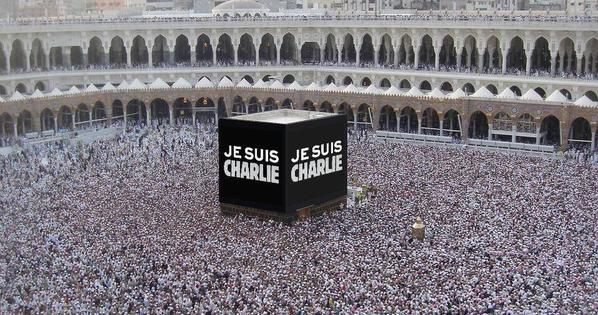 Pelerinage #JeSuisCharlie