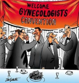 Welcome Gynecologists Convention