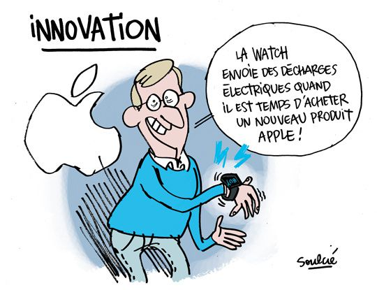 Apple Watch (par Soulcié)