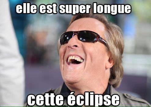 Elle est super longue cette eclipse