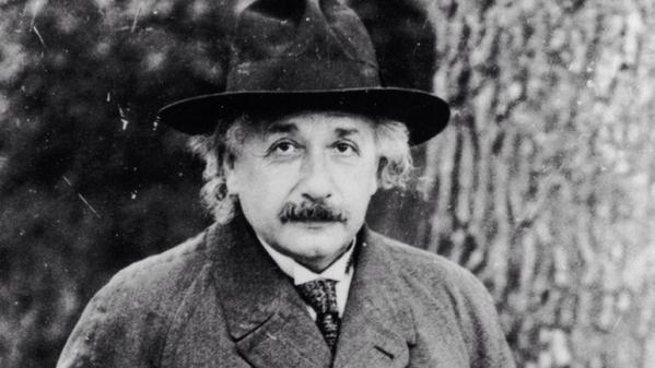 «Il est plus facile de désintégrer un atome qu'un préjugé.» Albert Einstein