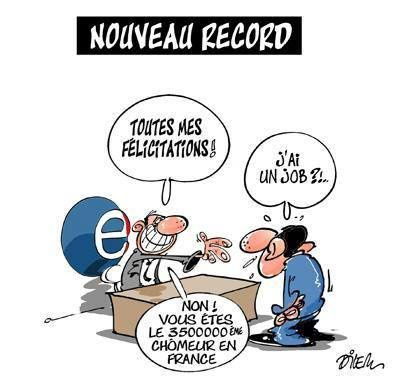 Félicitations (par Dilem)