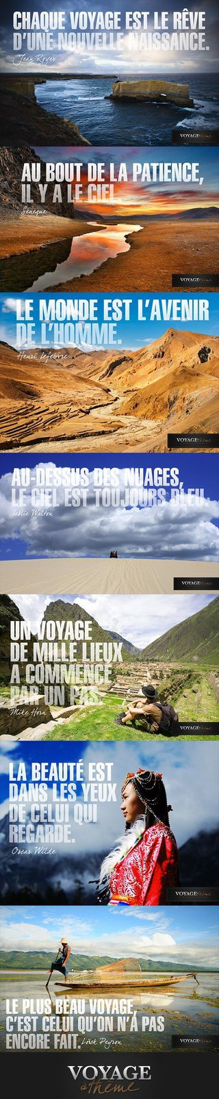 Citations Voyages