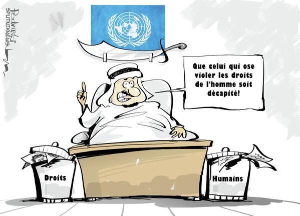 Droit de l'Homme et Arabie Saoudite