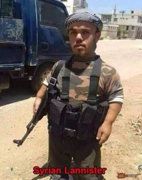 Syrian Lannister, #GameOfThrones