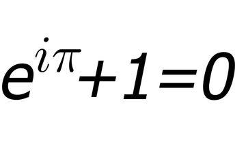 Identité d'Euler, la beauté des mathématiques