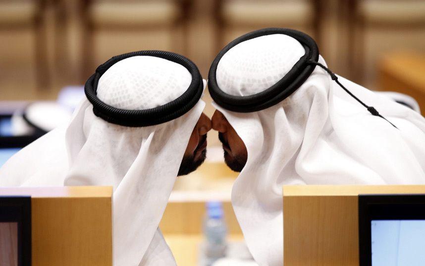 A Abu Dhabi
