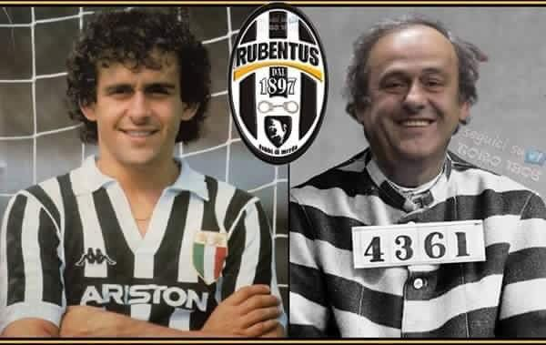 Michel Platini : Evolution