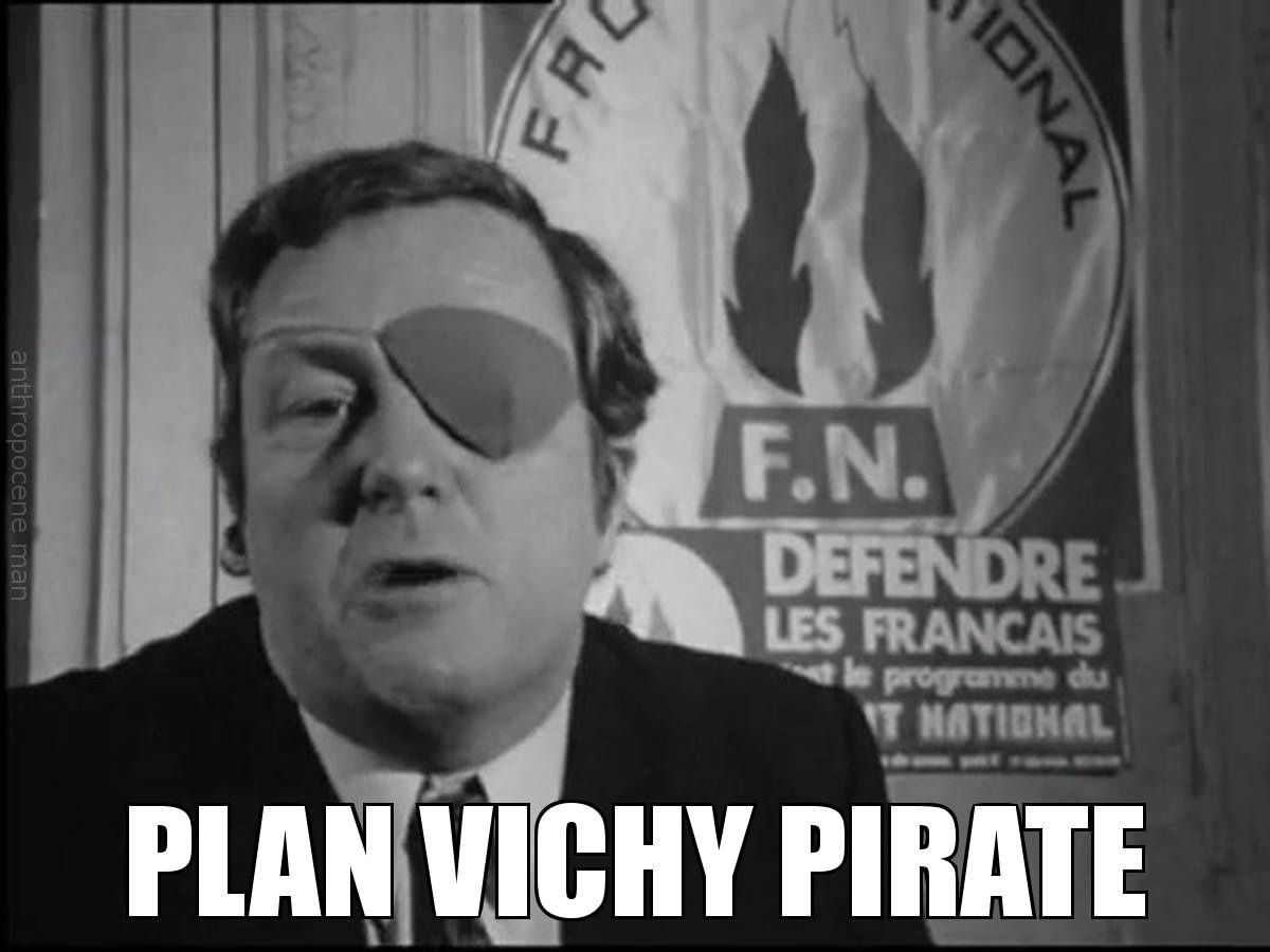 Plan Vichy Pirate