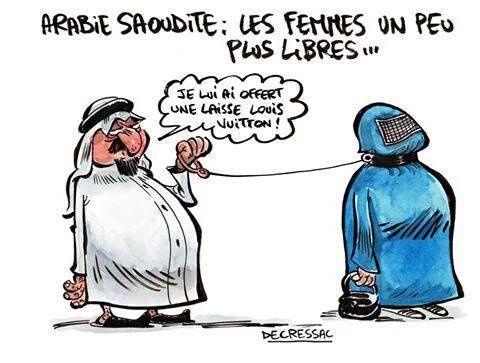 Arabie Saoudite : les femmes un peu plus libres