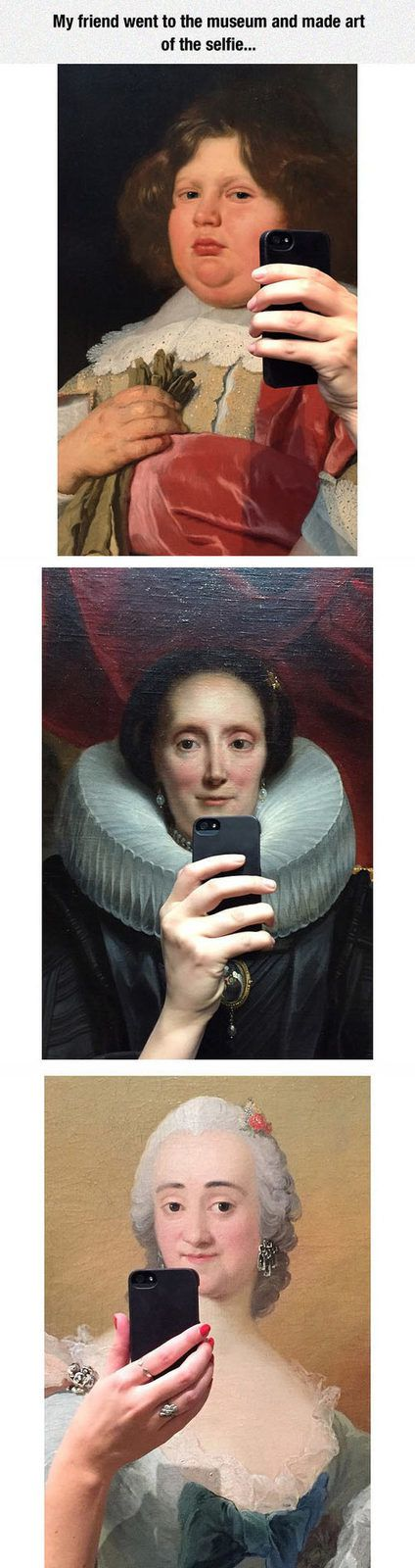 Art with Selfie