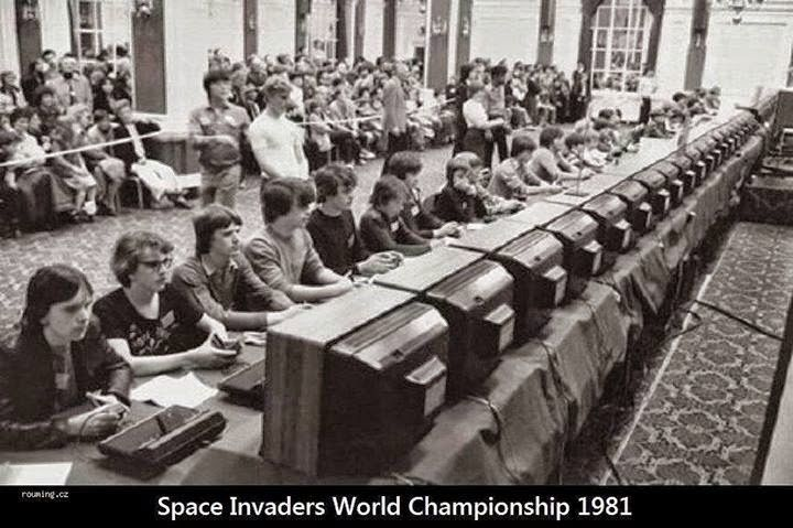 Space Invaders World Championship 1981