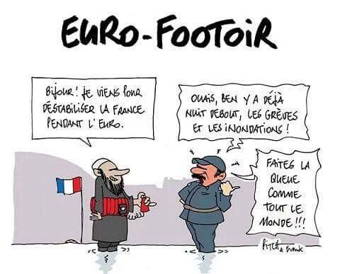 Euro footoir