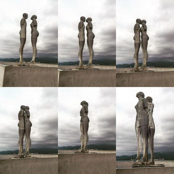 Man & Woman : Forbidden Love by Tamara Kvesitadze