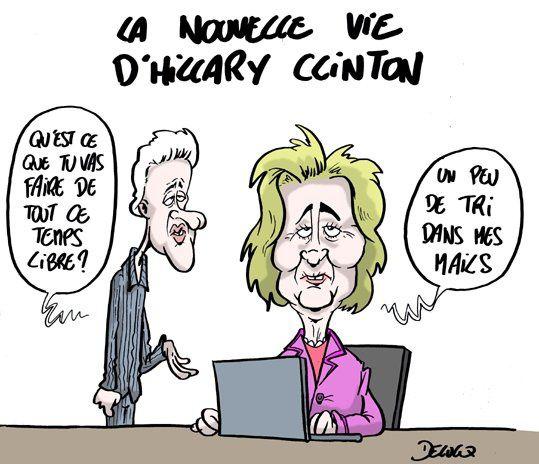 La nouvelle vie d'Hillary Clinton