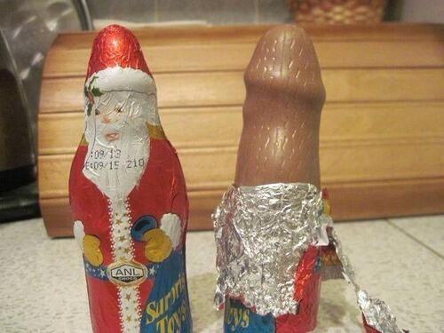 Mefiez vous du Père Noël
