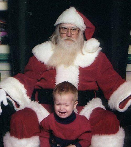 Un florilège des pires pères Noël
