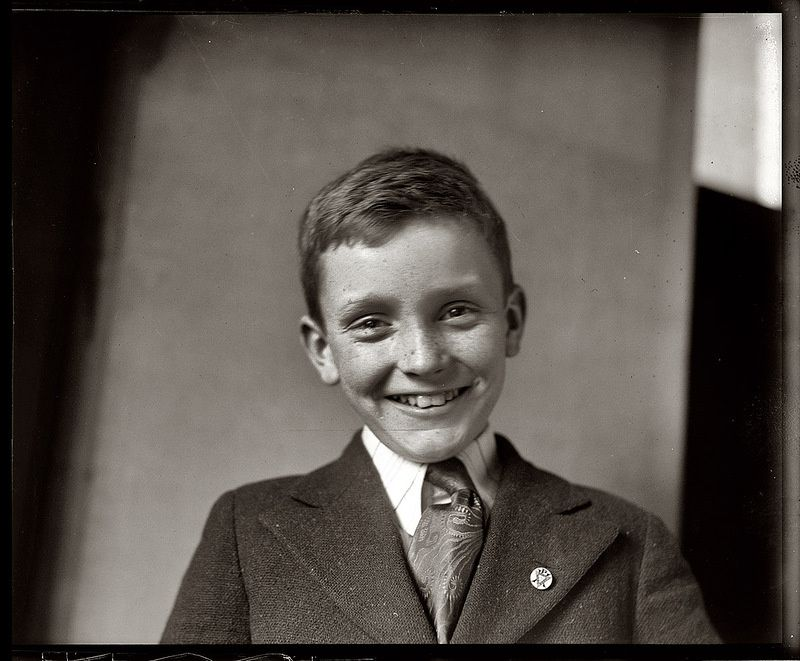 Les enfants d'Amérique (1910-1930), 39 photos