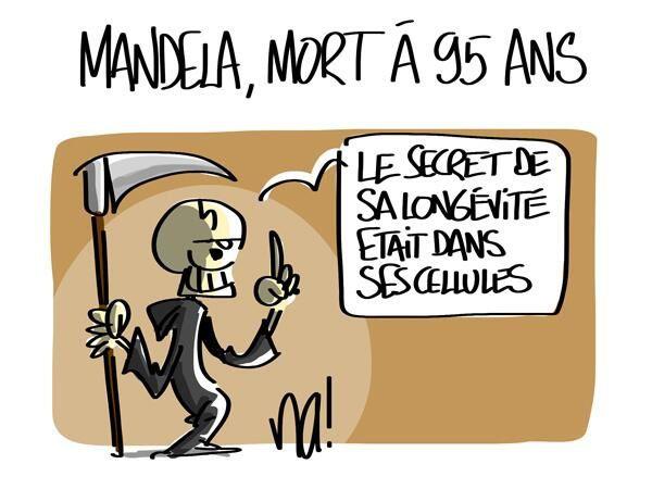 Mandela, le secret de sa longévité