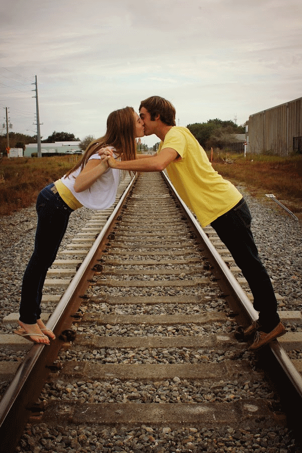 En amour, attention au train train..